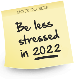 Feel Less Stressed